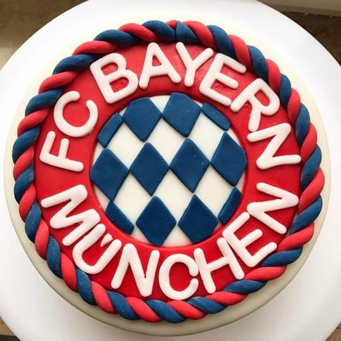 Motivtorte FC Bayern