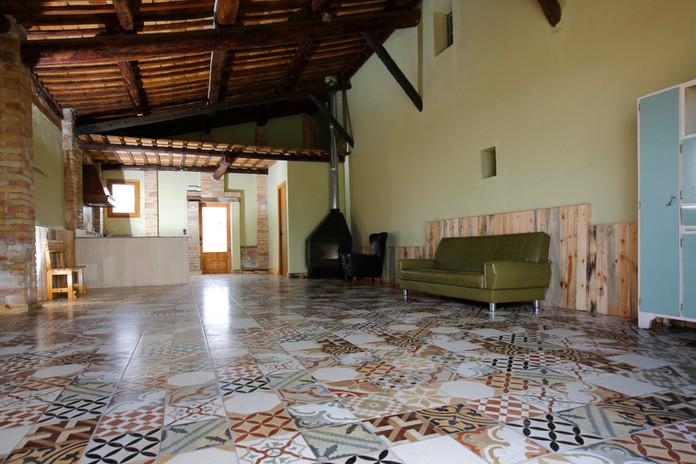 Sala privada Masia Farré