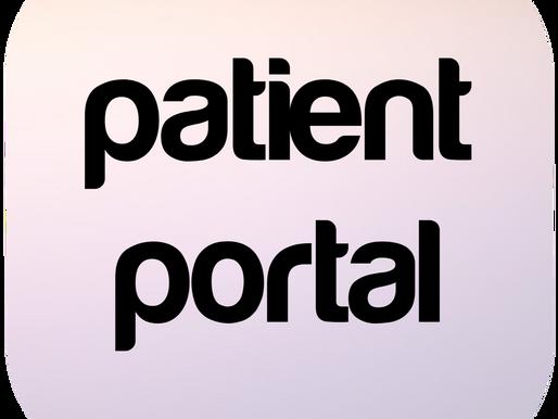 Introducing Patient Portal