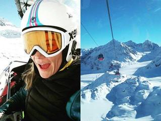 Skifahren in Österreich!