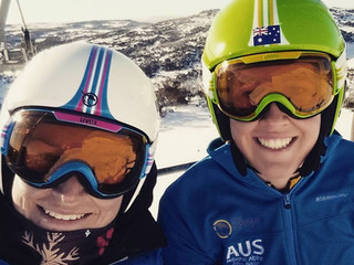 Back on Snow at Perisher!