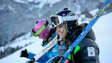 Komperdell Ski Poles