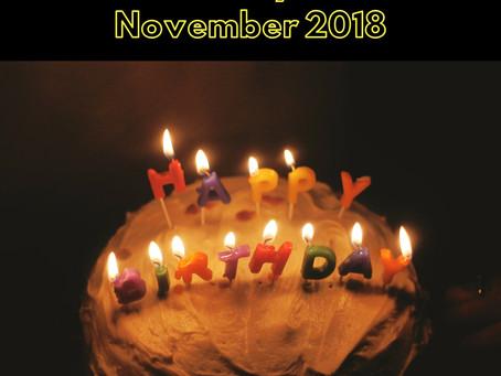 Bmore 1st Birthday