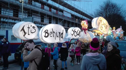 Gloucester Lantern Procession