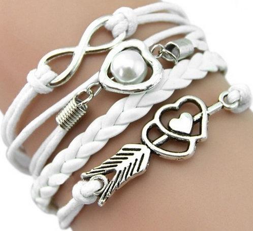 Cupid's Arrow Love Bracelet