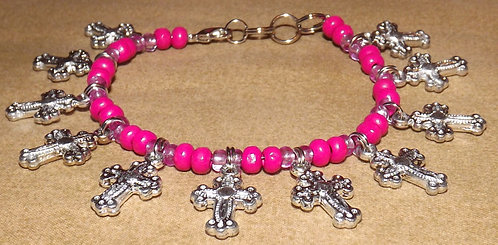 Pink- Cross