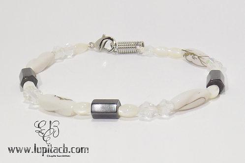 White Stone / Hematite