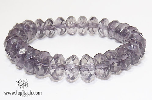 Clear Shinny Bracelet Stretchy