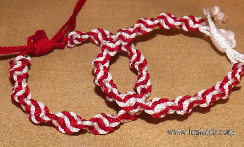 Red/White Color Twist (2)