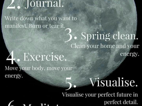 The Last Full Moon 🌕 of 2020 in Cancer  — December 29/30