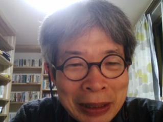 劇作家の平田オリザさんを招いて190人のオンラインワークショップを行いました