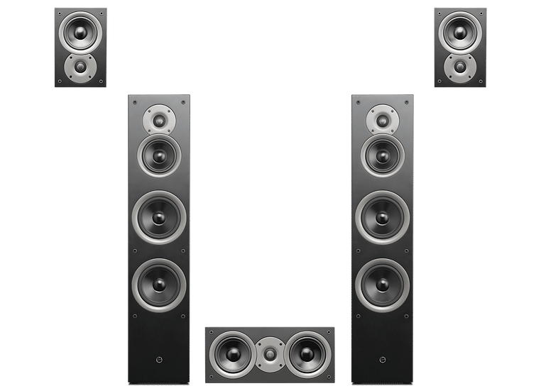 Home Theatre Pack 1