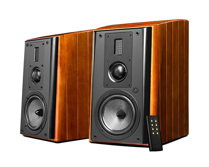 Swan M3A Active Speakers
