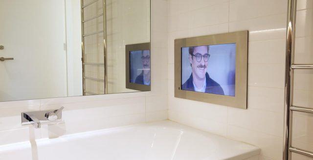 "Tsunami 19"" Waterproof TV"