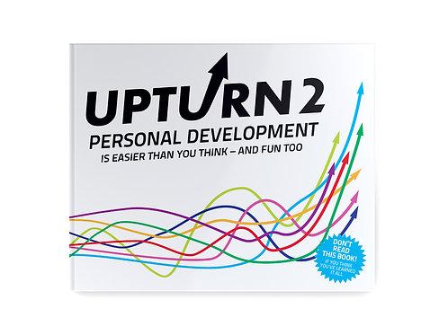 Upturn 2 Limited edition hardcover Engelstalig