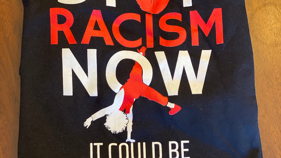 Stop Racism Now T-shirt