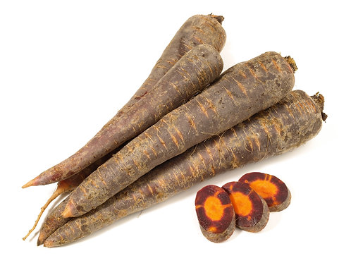 Bio Karotten rot, ca. 1kg