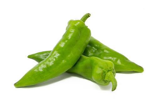 Bio Spitz-Peperoni grün ca. 500g