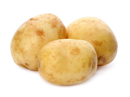 Bio Kartoffeln gewaschen, mehligkochend, ca. 1kg