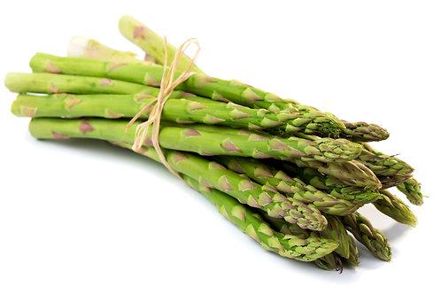 Bio Spargel grün, Bund à ca. 500g