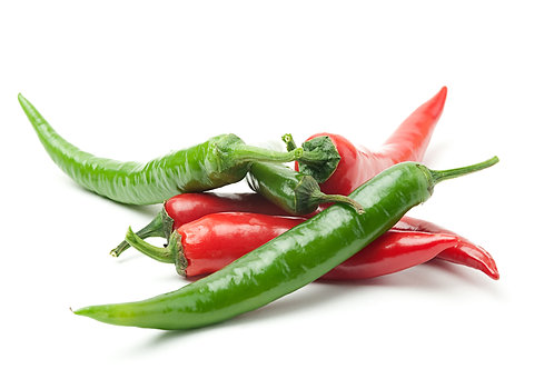 Bio Chili/Peperoni Koh Thao, ca. 100g