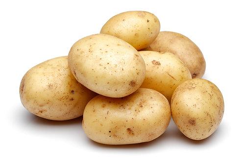 Bio Kartoffeln gewaschen, festkochend, ca. 1kg
