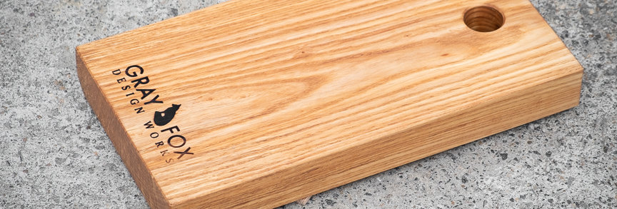 Small Oak Cutting Board