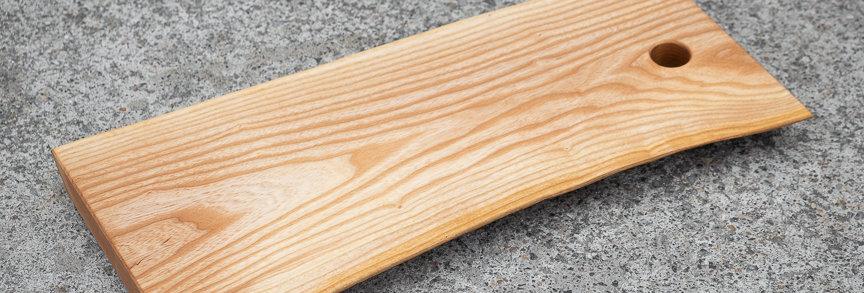 Medium Ash Cutting Board