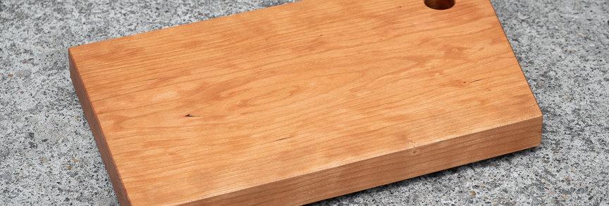 Medium Cherry Cutting Board
