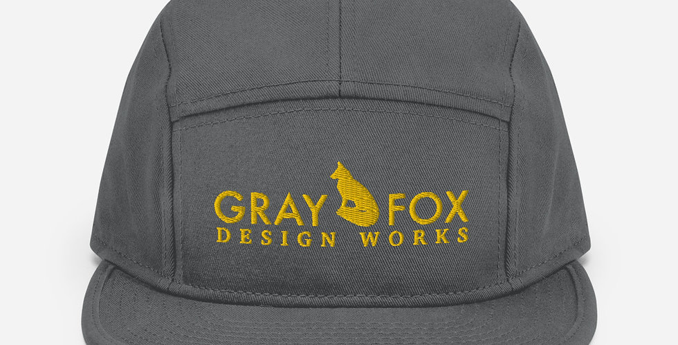 Gray Fox Camper Hat