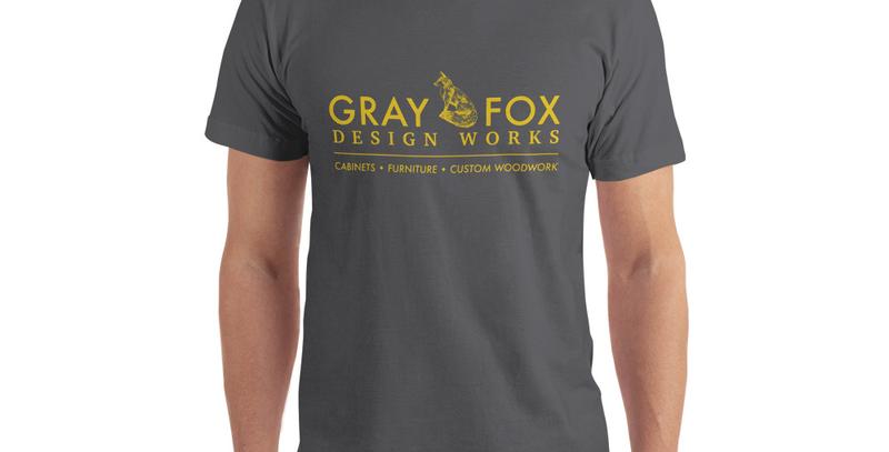 Gray Fox T Shirt
