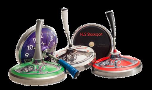 Stockmuster von HLS Stocksport