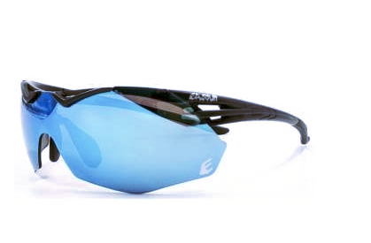 AVALON matt black frame revo cat.3 lens