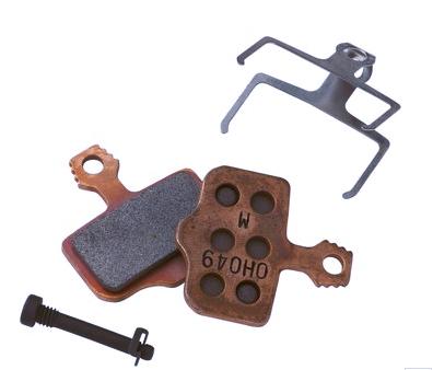 SRAM BRAKE PADS SRAM DISC PAD METAL/STEEL - ELIXIR/DB/LEVEL T/TL