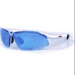 X-Light SH. White frame/Blue revo lens