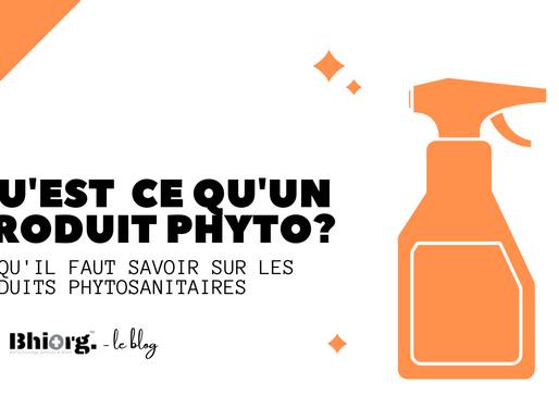 Qu'est ce qu'un produit phytosanitaire?