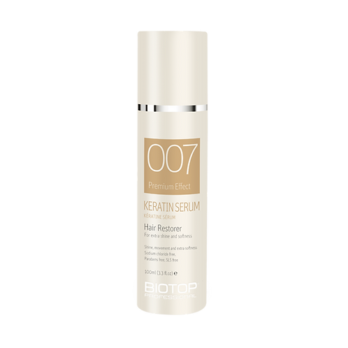007 Keratin Hair Serum