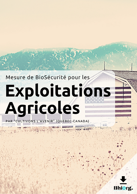 Guide Exploitations Agricoles
