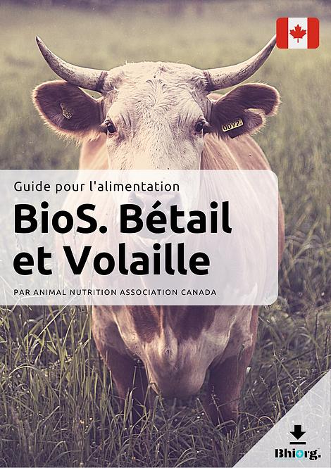Guide Alimentation Bétail
