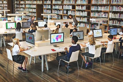 Education School Student Computer Networ