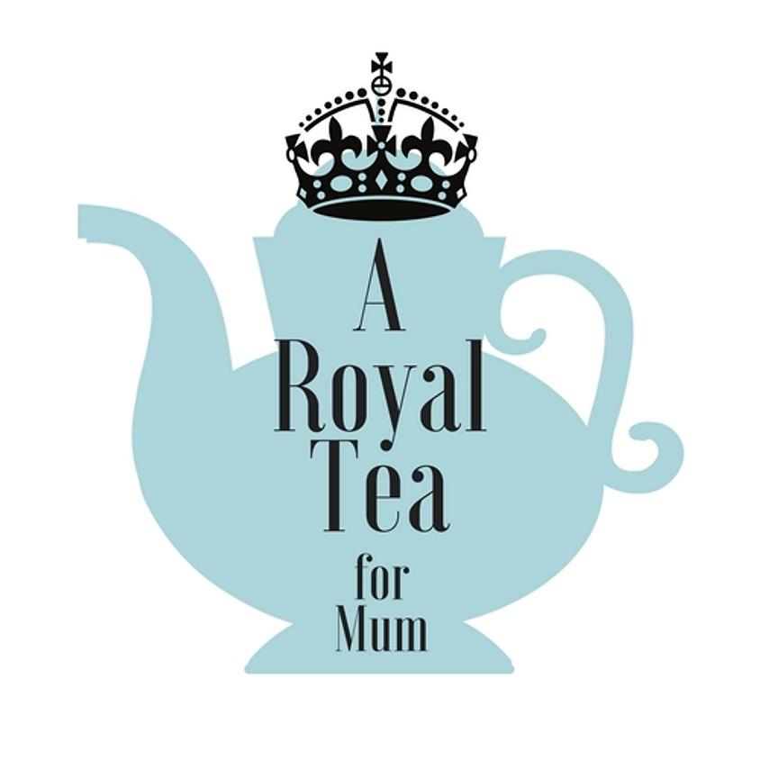 A Royal Tea for Mum with Social Graces