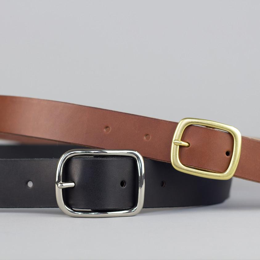 MIY Leather Belt Learnshop