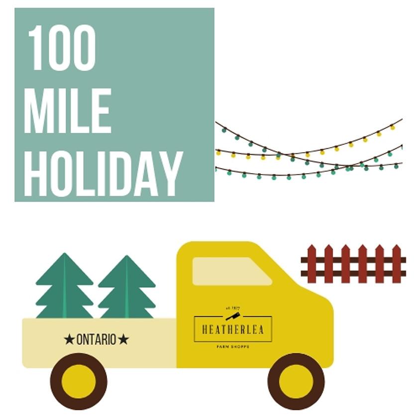 Heatherlea's 100 Mile Holiday