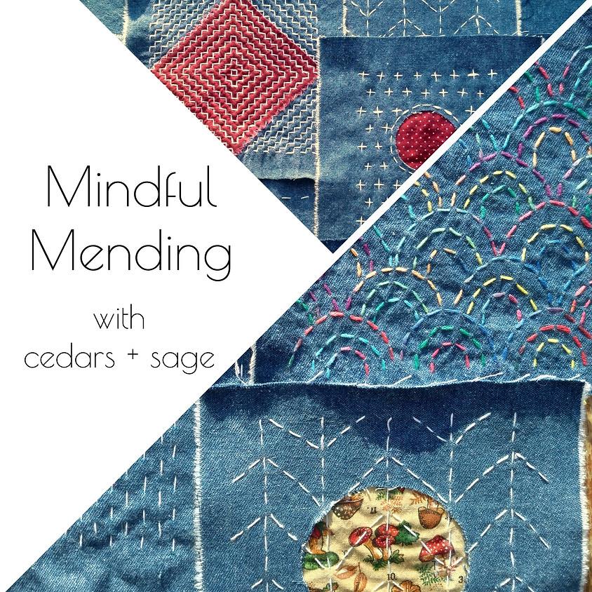 Mindful Mending: the Art of Sashiko