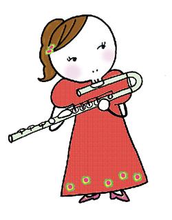 Fluteファミリー