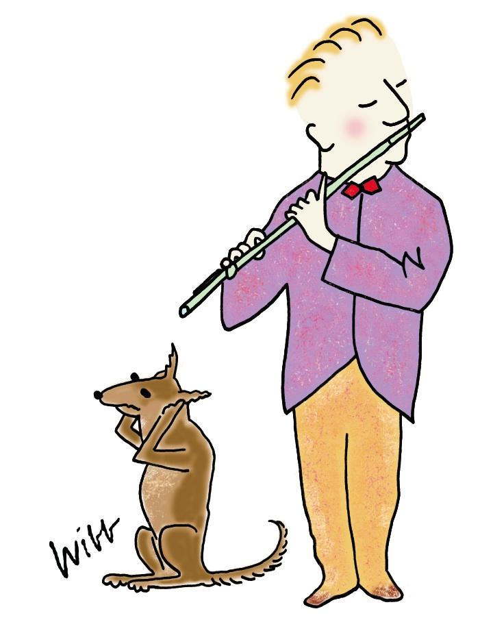 WIBB&dog
