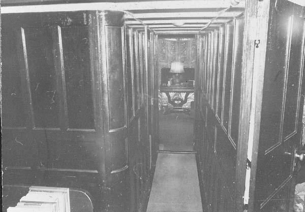 Magedoma 1904 Hallway