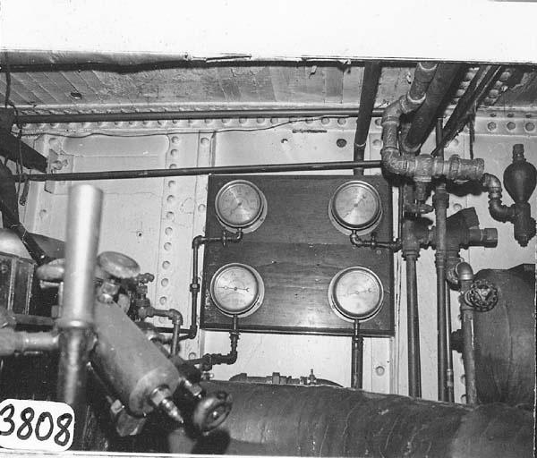 Magedoma 1904 Engines