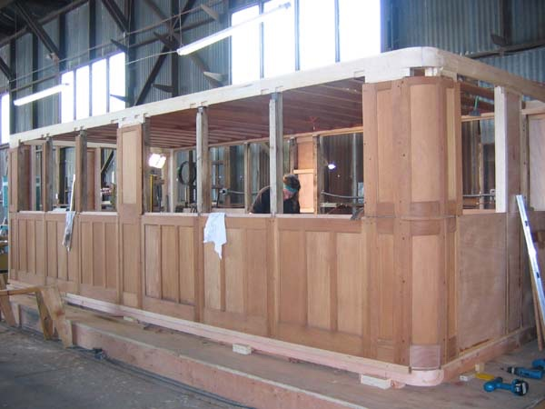Magedoma Deck Joinery
