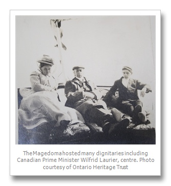 Prime Minister Sir Wilfrid Laurier